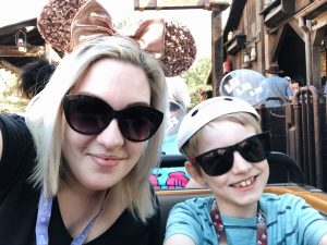 Why I took my kid on a solo trip